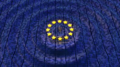 Stars in a Matrix Image - GDPR