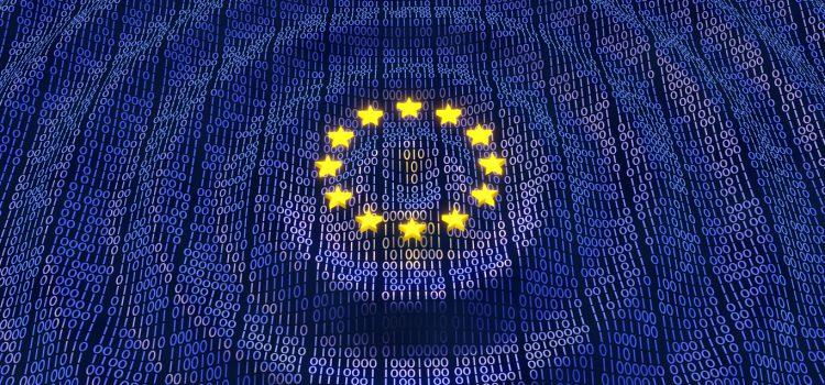 Stars in a Matrix Image - GDPR